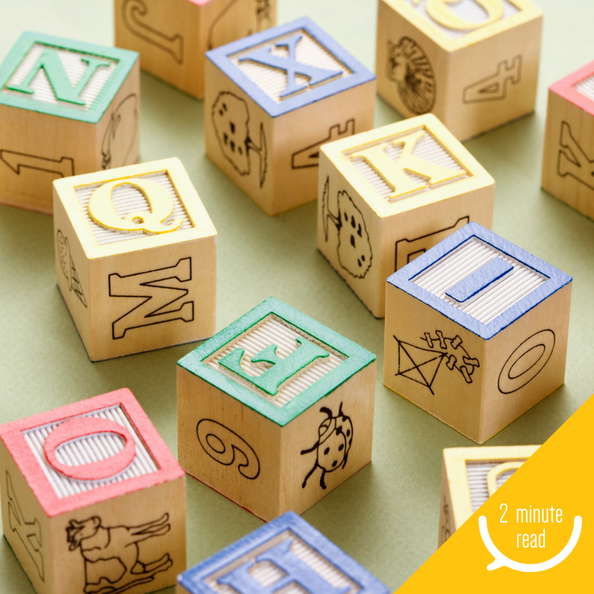 Before You Teach the Alphabet: helping your child be 'school ready'