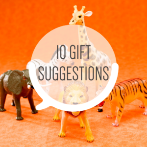 10 gift suggestions