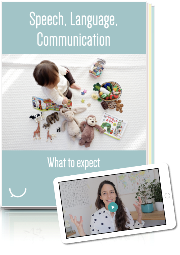 Communication guide book and website